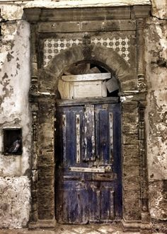 La vieille porte - Essaouira.  © Copyright Yves Philippe