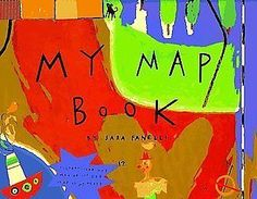 MY-MAP-BOOK-SARA-FANELLI-HARDCOVER-NEW