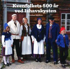 Reidun Mellem «Kvenfolkets 500 år ved Ishavskysten» Ruija forlag, 2016 Sakprosa…
