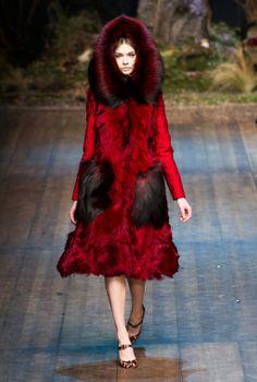 Dolce & Gabbana fall-winter 2014