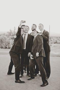Selfie des invités