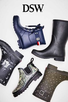 Shop rain boots at dsw.com Snow e9a7c6c449