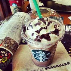 Starbucks frappecino