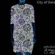 #newonpatternbank #cityofstars  #havingfunwith the title and the presentation here on IG  Available as Standard or Extended license option @patternbank.  Watercolor drawing digitally converted in a dream like seamless pattern, depicting the spring/summer 2018 Stargazer seasonal story. PSD file  with layers, effects and PATs included. If interest,  visit my patternbank page www.patternbank.com/bethanialima…