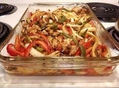 Oven Baked fajita Recipe | Just A Pinch Recipes