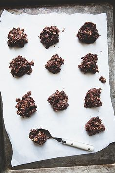 http://inthelittleredhouse.blogspot.com/2012/07/no-bake-cookies.html by the little red house, via Flickr