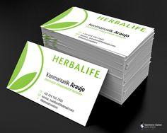 Herbalife tarjetas
