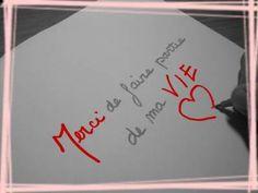 Ceux que j'aime!!! (ils se feront tout petits promis!!!!)
