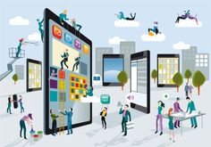 70+% of U.S. workforce will be mobile