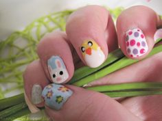Html, Nailart, Easter Activities