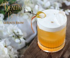 LeFou's Brew Cocktail, Beauty and the Beast Inspired Cocktail LeFou's Brew Cocktail, Beauty and the Beast Inspired Cocktail – Cocktails and Pretty Drinks Disney Alcoholic Drinks, Disney Cocktails, Disney Inspired Food, Disney Food, Disney Recipes, Beauty And The Beast Wedding Theme, Wedding Beauty, Booze Drink, Alcohol Recipes