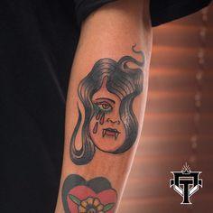 Lady vampira para mi bro Alvaro Portrait, Tattoos, Lady, Tatuajes, Headshot Photography, Tattoo, Portrait Paintings, Drawings, Portraits
