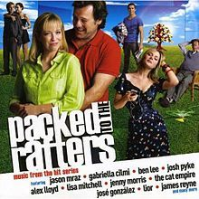 """Packed to the Rafters"" is an Australian family-oriented television series which premiered on the Seven Network on Tuesday 26 August 2008 at 8:30 pm. The drama series features a mix of lighthearted comedy woven through the plot. It revolves around the Rafter family facing work pressures and life issues, whilst also tackling serious social issues."