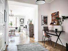 Bostadsrätt, Rosengatan 7 i Göteborg - Entrance Fastighetsmäkleri