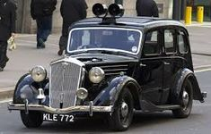 Image result for wolseley police cars