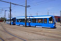 761 Rostock Betriebshof 02.06.2014 - durch den Zaun fotografiert - (Bombardier) NB4