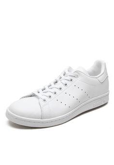Tênis Couro adidas Originals Stan Smith Branco e7becec9df4