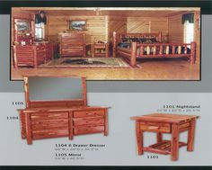 This Ethan Allen Quot American Impressions Quot Bedroom Set Is