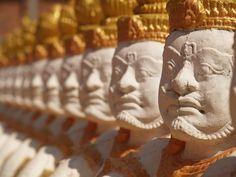Bhudda, Kambodscha