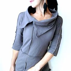 Discovery  iheartfink Handmade Asymmetrical by iheartfink on Etsy, $135.00
