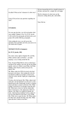 Story Elements Lesson Plan Elegant Elements Of A Short Story Lesson Plan English Lesson Plans, English Lessons, Growth Mindset Lessons, Guided Reading Lesson Plans, Ourselves Topic, Character And Setting, Story Elements, Lesson Plan Templates, Short Stories
