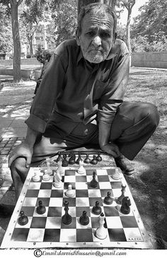 Life and chess.