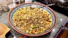 Don't Mess With My Stuffing: Thanksgiving's Most Hotly Debated Dish : The Salt : NPR