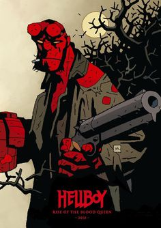 David Harbour Talks Hellboy; Film to Begin Shooting in September - Dread Central