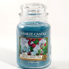 Yankee Candle: Garden Sweet Pea