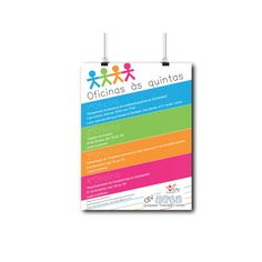 "Confira meu projeto do @Behance: ""Concurso Poster Solidário CPV Ciclo: Oficina…"