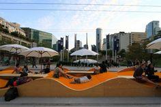 Picnurbia  Vancouver's wave uber picnic blanket