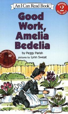 Summer Love Books Exchange: Amelia Bedelia Goes Camping | Amelia ...