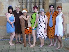 2010: The Flintstones Group by shari81.deviantart.com on @deviantART