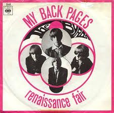 The Byrds My Back Pages 1