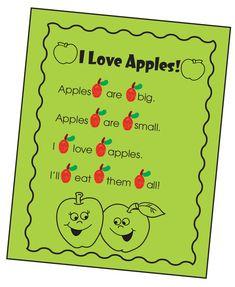 the mailbox kindergarten poetryword