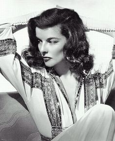 THE ENDURING APPEAL OF KATHARINE HEPBURN - theFashionSpot