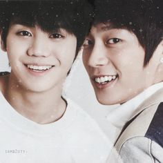 Yoseob and Doojoon