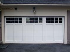 Okanagan overdoor on pinterest for Therma door garage insulation