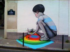 Street Art _Julien Seth - Paris