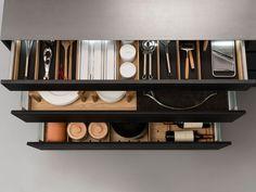 Interior design system Q-BOX by LEICHT Küchen