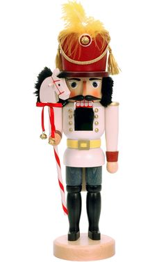 Christian Ulbricht Toy Soldier Nutcracker