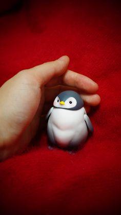 My Bjd creature penguin - panguin