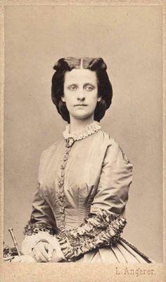 H.I.R.H. Archduchess Maria Annunziata of Austria, née Princess of Bourbon-Two Sicilies  (1843-1871)