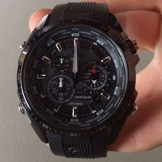how to turn off alarm casio edifice