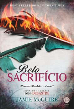 Belo Sacrifício (Beautiful Sacrifice) - Jamie McGuire - #Resenha | OBLOGDAMARI.COM