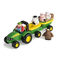 John Deere Animal Sounds Hayride -- You can get additional details at the image link.Note:It is affiliate link to Amazon. #eyes