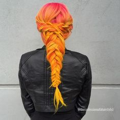 Inverted fishtail braid on my girl @kiissabutt #btcpics #braid #braidposts #fishtailbr... | Use Instagram online! Websta is the Best Instagram Web Viewer!