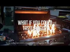 Ever wondered what your music taste, tastes like? Have a butchers at our DJ powered BBQ. Serving up flame-grilled tunes all summer long. The Dj, Your Music, Bbq, Hacks, Make It Yourself, Summer, Youtube, Barbecue, Summer Time