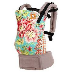 Tula Baby Carrier - Baby - Bliss Bouquet : Target
