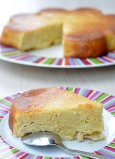 Cette semaine, je vais vous proposer plusieurs recettes aux pommes. J'en ai ramassé plusieurs kilos dans le jardin de ma meilleure amie et après plusieurs tartes, gâteaux, gelées, il m'en reste encore ! J'ai vu cette recette chez Jojo, j'ai juste réduit...